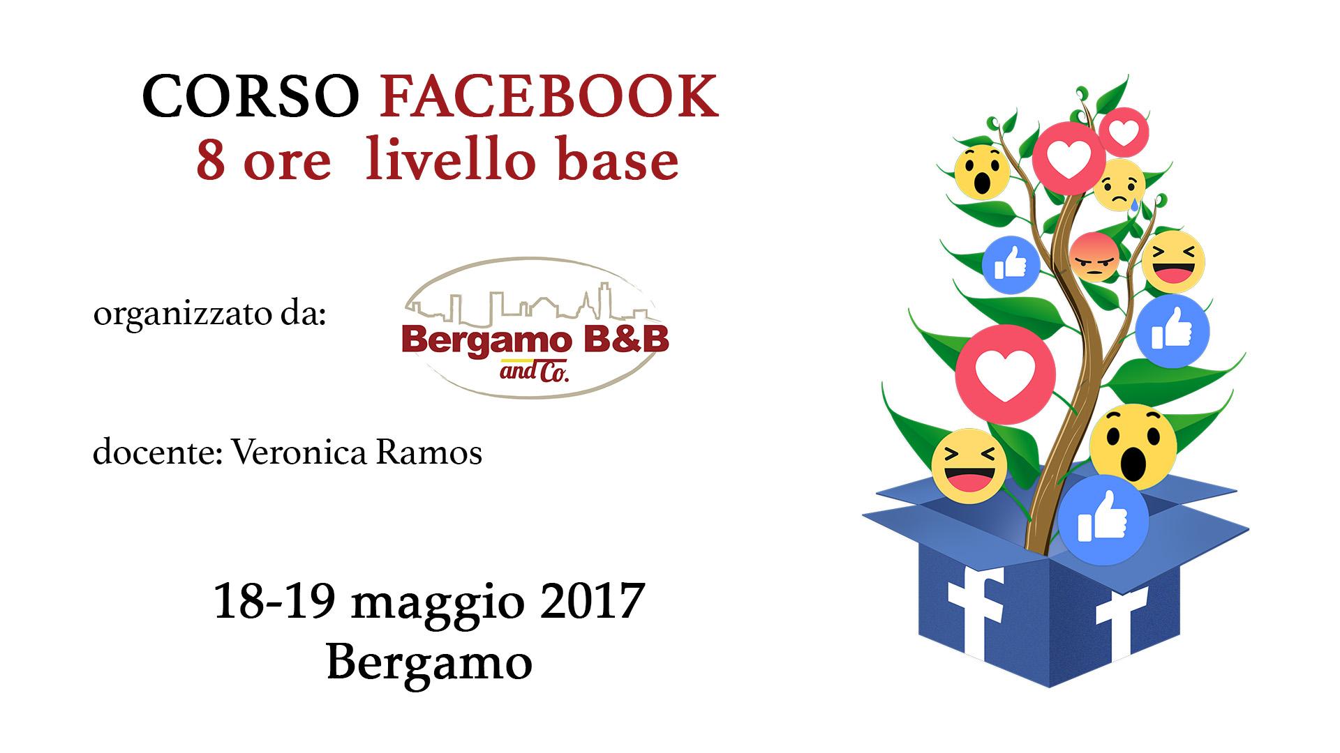EVENTO corso FB grafica